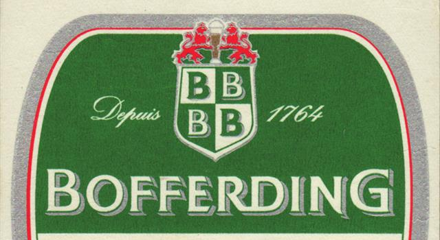 History Trivia Question: Which European country produces Bofferding beer?