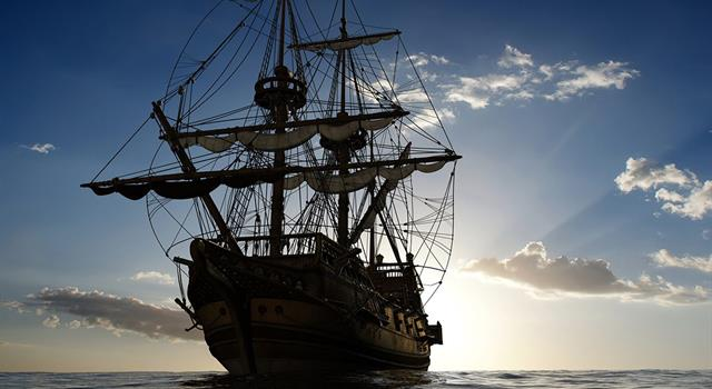 """History Trivia Question: Which famous pirate sailed in the ship """"Adventure Galley""""?"""