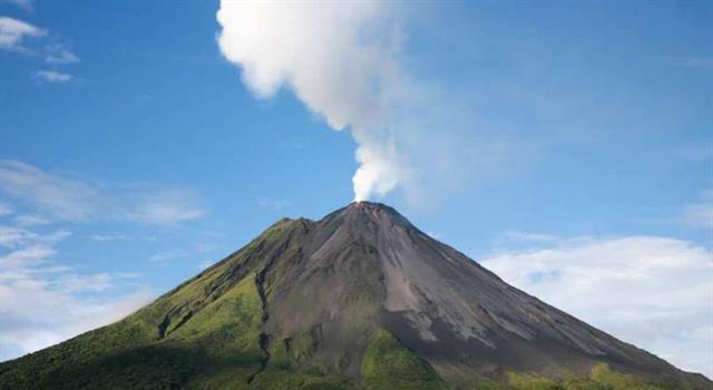 Nature Trivia Question: Which of the following US volcanoes is considered to be the least active?