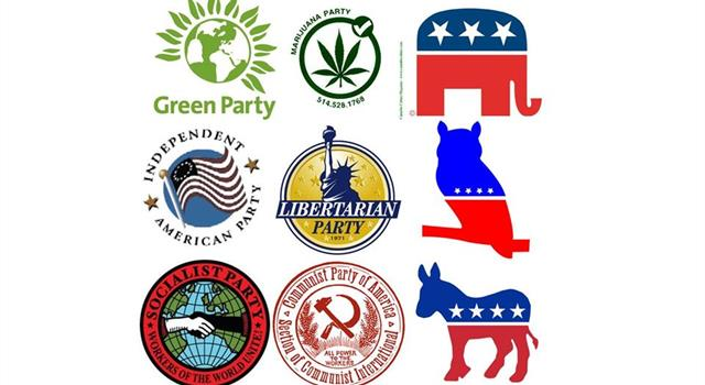 History Trivia Question: Which of the following wasn't an American political party?