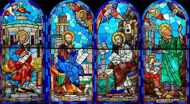 History Trivia Question: Which of the four gospels of the New Testament is not considered one of the synoptic gospels?