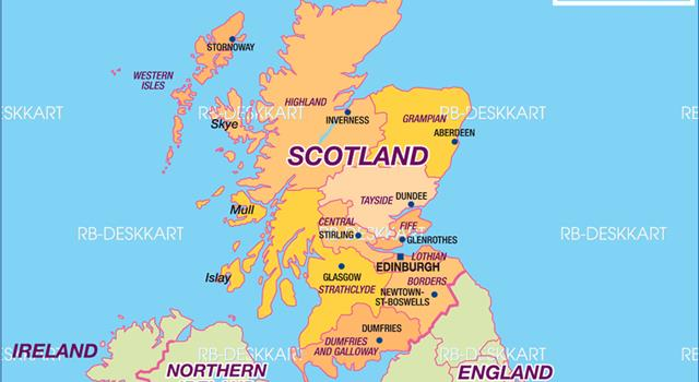 Geography Trivia Question: Which Scottish city is known as the 'Granite City'?
