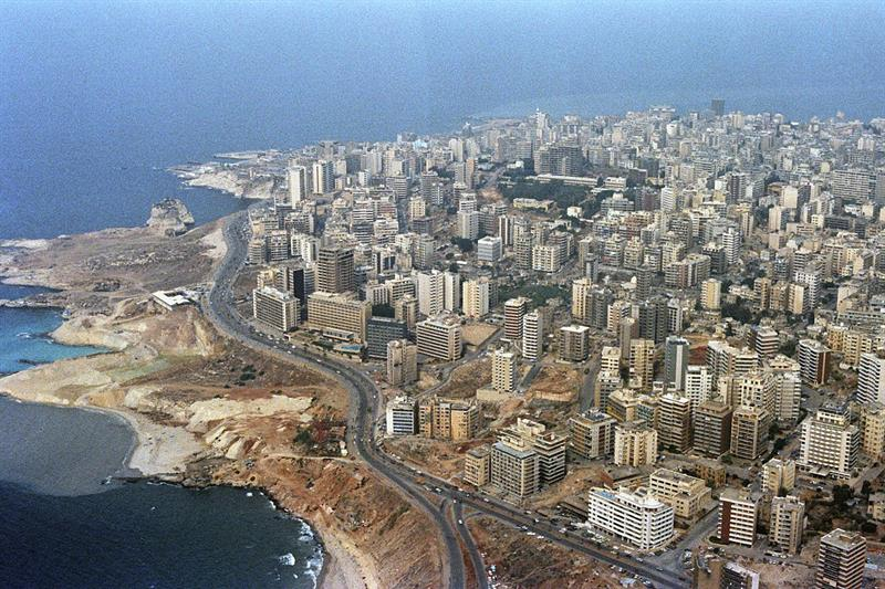 Geography Trivia Question: Which sea is the city of Beirut on?