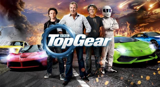 Movies & TV Trivia Question: Which song is the opening theme to the original BBC TV show 'Top Gear'?