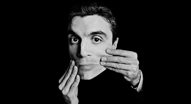History Trivia Question: Which successful American pop band was fronted by David Byrne?