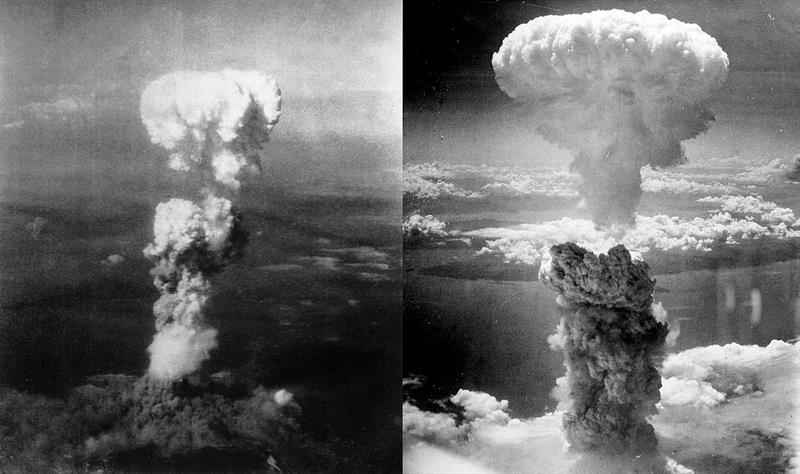 History Trivia Question: Which was the first Japanese city bombed with an atomic bomb in 1945?