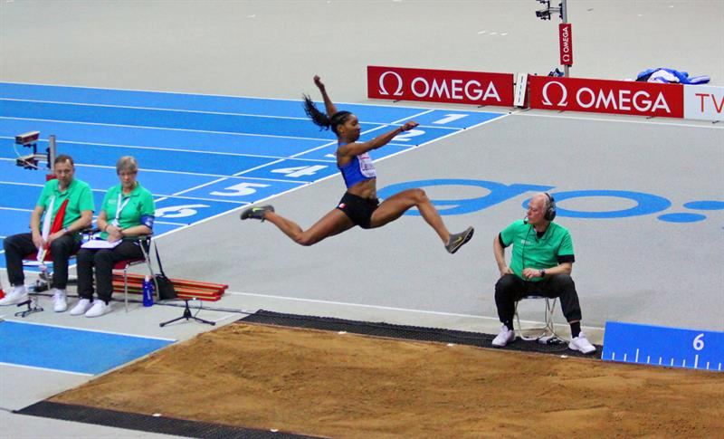 Sport Trivia Question: Who holds the longest non-legal long jump set at high altitude?
