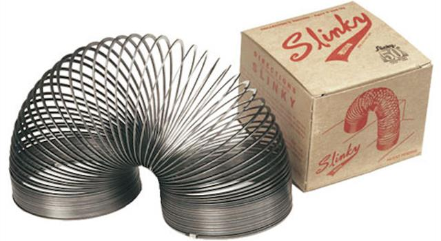 History Trivia Question: Who invented the Slinky?