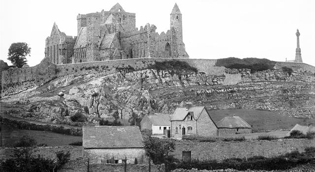 History Trivia Question: Who owned the Rock of Cashel before it was donated to the Catholic Church in Ireland?