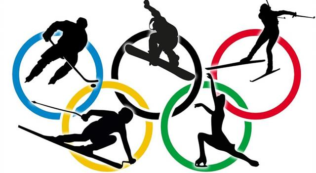 Sport Trivia Question: Who was the first American to win a gold medal at the 2018 Winter Olympics?