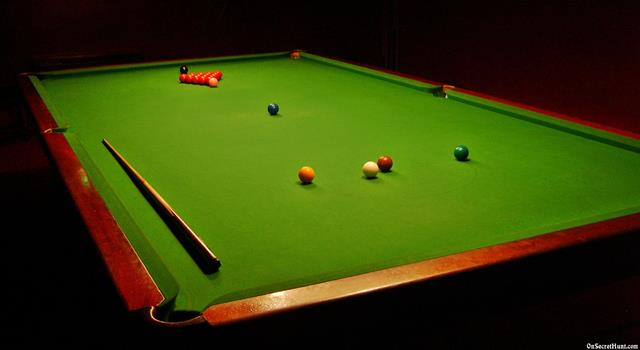 Sport Trivia Question: Who was the first person in snooker history to achieve the highest possible break of 155?