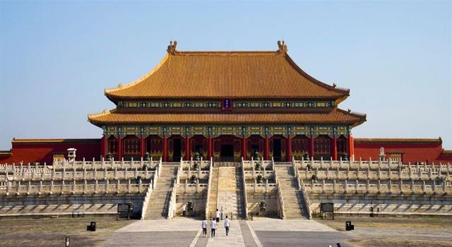 History Trivia Question: Who was the last Chinese emperor to reside in the Forbidden City?
