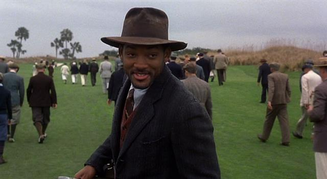 "Movies & TV Trivia Question: Who won the golf match in the film ""The Legend of Bagger Vance""?"