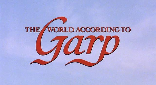 Culture Trivia Question: Who wrote the 1978 novel 'The World According to Garp'?