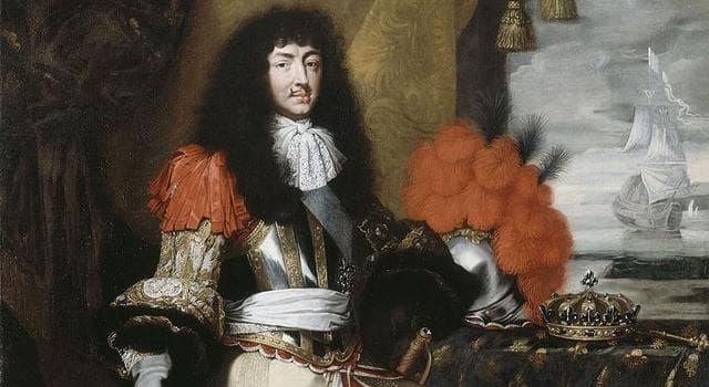 Historia Trivia: ¿A qué monarca se lo conocía como el rey Sol ?