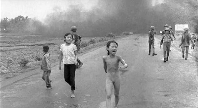 Historia Trivia: ¿A qué contexto histórico pertenece esta famosa foto?