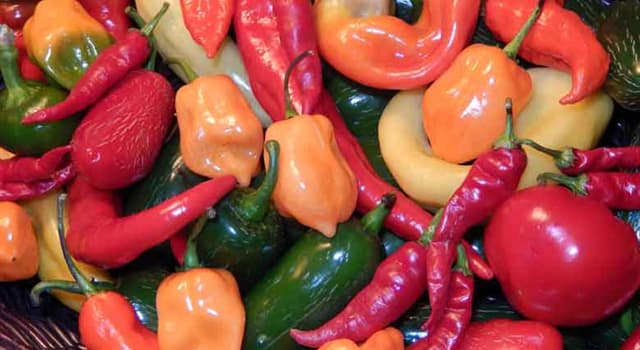 Nature Trivia Question: As of 2018, what is the hottest pepper?