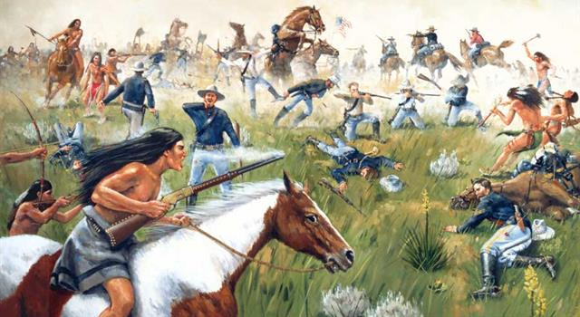 """Culture Trivia Question: By what name do the Lakota and other Plains Indians know the """"Battle of the Little Bighorn""""?"""