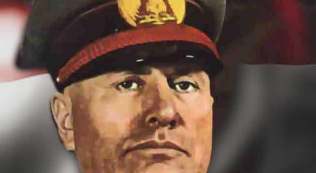 Historia Trivia: ¿Cómo murió Benito Mussolini?
