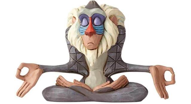 Películas y TV Trivia: ¿Cómo se llama el mono de la película El Rey León?