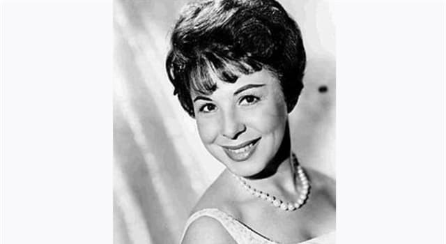 Cultura Pregunta Trivia: ¿Con qué nombre es conocida la cantante Edith Gormezano?