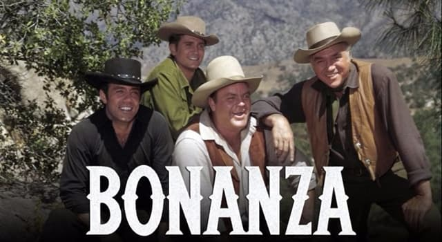 Películas y TV Pregunta Trivia: ¿Cuál de los actores principales de la serie Bonanza fue el primero en abandonarla?