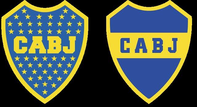 Deporte Trivia: ¿Cuál es el país cuyos colores replica el escudo el Club Atlético Boca Juniors?