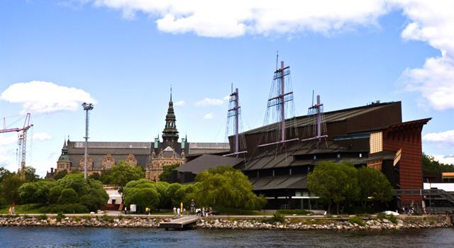 Cultura Trivia: ¿Cuál es el tema principal del Museo Vasa, en Estocolmo?