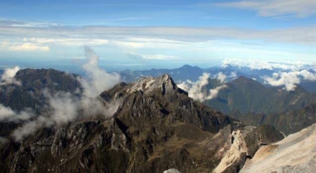 Geografía Pregunta Trivia: ¿Cuál es la montaña más alta de América del Norte?