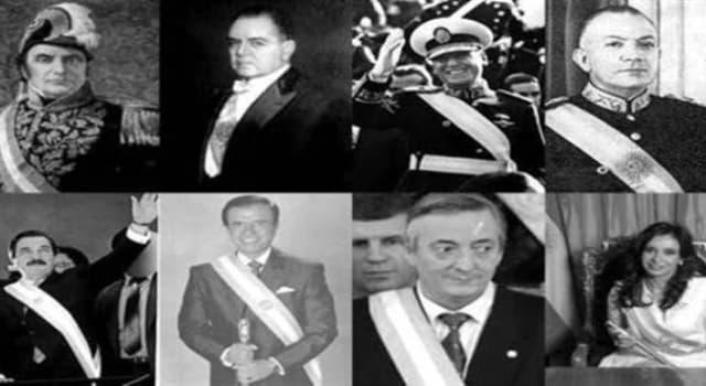 Historia Pregunta Trivia: ¿Cuántos presidentes argentinos pudieron cumplir su mandato?