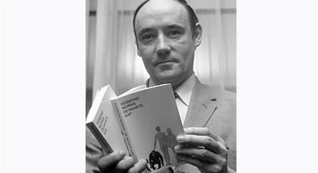 Cultura Pregunta Trivia: De los mencionados ¿Cuál es el libro más conocido del escritor Desmond Morris?