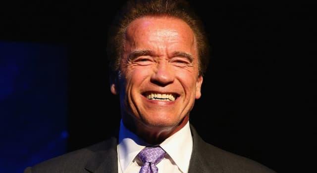 Películas y TV Pregunta Trivia: ¿En cuál de las siguientes películas se menciona que Arnold Schwarzenegger fue presidente de EEUU?
