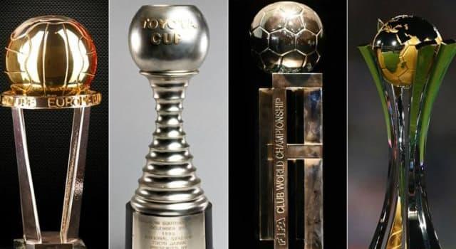 """Deporte Pregunta Trivia: En el fútbol, a nivel internacional ¿qué significa que un equipo sea """"Rey de Copas""""?"""