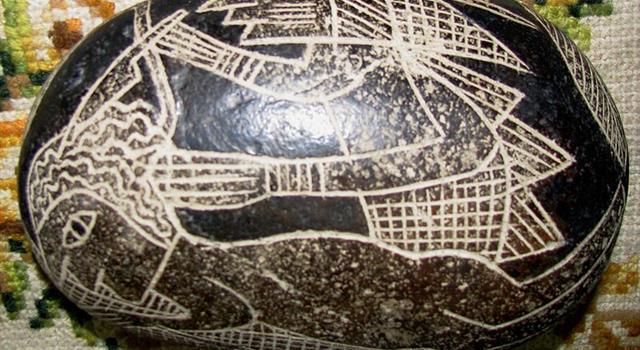 Cultura Pregunta Trivia: ¿En qué lugar de Perú fue encontrada la colección de  piedras negras talladas con extrañas imágenes?