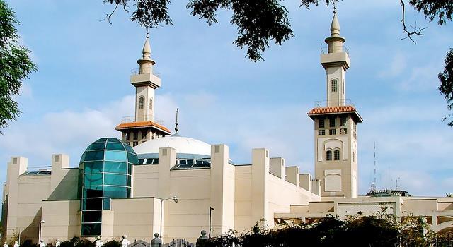 Cultura Pregunta Trivia: ¿En qué ciudad se encuentra  la mezquita más grande de sudamérica?