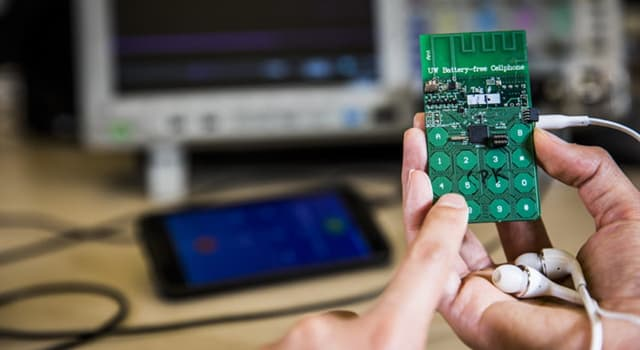 Сiencia Pregunta Trivia: ¿Existen los celulares que no usan batería?