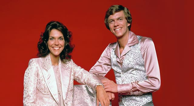 Culture Trivia Question: How many Billboard No. 1 hit singles did The Carpenters have?