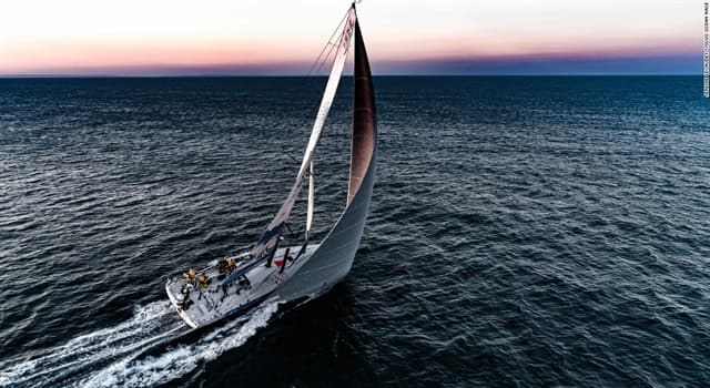 History Trivia Question: In 2005, who sailed around the world in under 72 days setting a world record?