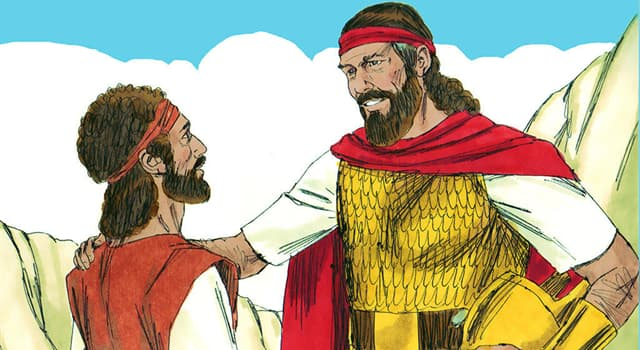 History Trivia Question: In the Bible, who is the eldest son of David?
