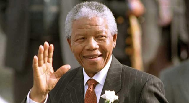 History Trivia Question: In what year was Nelson Mandela released from prison?