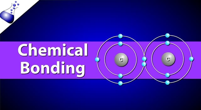 Science Trivia Question: In which type of chemical bonding are electrons shared between adjacent atoms?