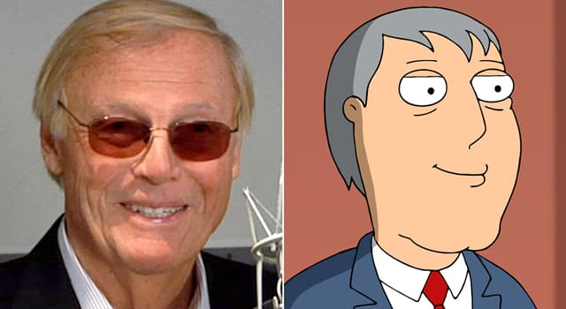 """Movies & TV Trivia Question: On the U.S. TV series """"Family Guy"""", Adam West voiced the character of Mayor Adam West of which fictional city?"""