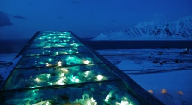 Сiencia Trivia: ¿Qué contiene la Bóveda de Svalbard?
