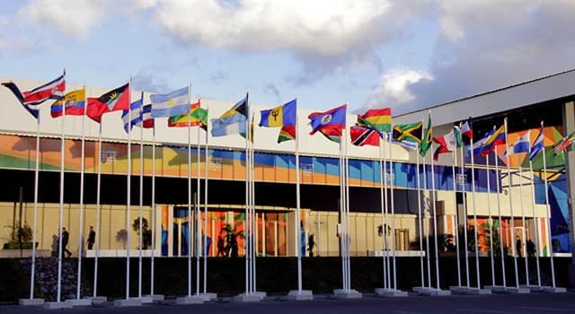 Historia Pregunta Trivia: ¿Qué es el Tratado Interamericano de Asistencia Recíproca (TIAR)?.