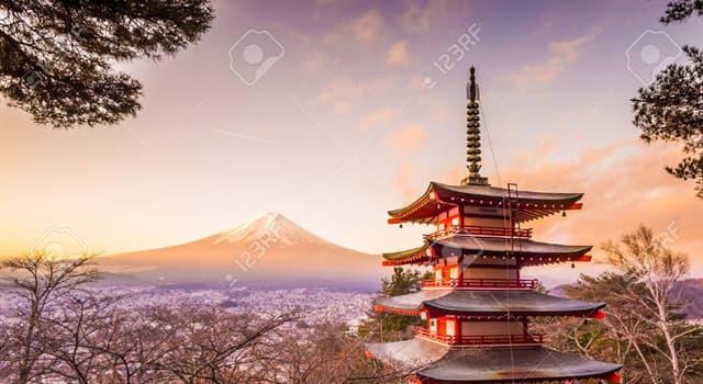 Sociedad Pregunta Trivia: ¿Qué flor representa el símbolo Nacional de Japón?