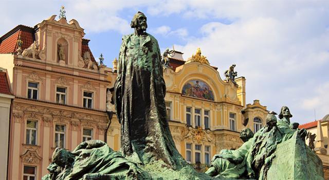 Cultura Pregunta Trivia: ¿Quién fue Jan Hus?