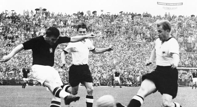 Deporte Pregunta Trivia: ¿La selección de qué país ganó el campeonato mundial de fútbol de 1954 disputado en Suiza?