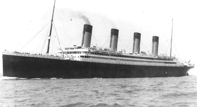 History Trivia Question: The ill-fated ocean liner Titanic was the second ship in the Olympic class. What were the others in the class?