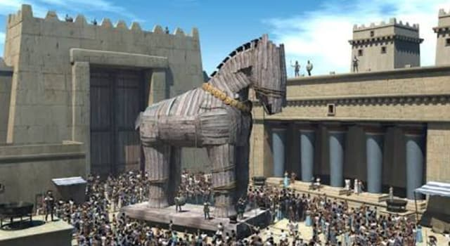 History Trivia Question: The legendary city of Troy, site of the epic Trojan War, is part of which modern country?
