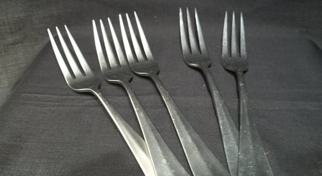 Culture Trivia Question: What are the prongs on a fork called?
